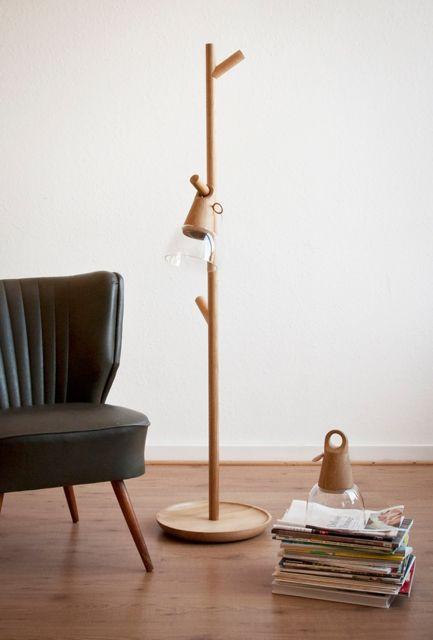 l comme lampe bee deco. Black Bedroom Furniture Sets. Home Design Ideas